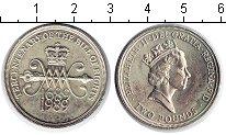 Изображение Монеты Великобритания 2 фунта 1989  XF