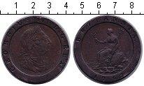 Изображение Монеты Великобритания 2 пенса 1797 Медь  Георг III