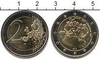 Изображение Мелочь Мальта 2 евро 2013 Биметалл UNC- Собственное правител