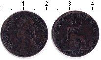 Изображение Монеты Великобритания 1 фартинг 1878 Медь VF