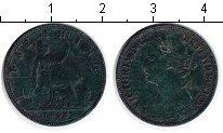 Изображение Монеты Великобритания 1 фартинг 1874 Медь VF