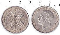 Изображение Монеты Великобритания 1 флорин 1936 Серебро UNC-