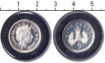 Изображение Монеты Великобритания 5 пенсов 2000 Серебро Proof-