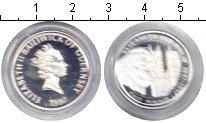 Изображение Монеты Гернси 1 фунт 1997 Серебро Proof- Елизавета II