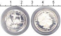 Изображение Монеты Гернси 1 фунт 1998 Серебро Proof- Елизавета II.