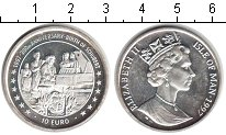Изображение Монеты Великобритания Остров Мэн 10 евро 1997 Серебро Proof-