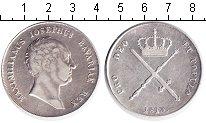 Изображение Монеты Бавария 1 талер 1813 Серебро