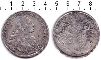 Изображение Монеты Бавария 1 талер 1756 Серебро