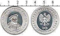 Изображение Монеты Польша 10 злотых 2005 Серебро Proof
