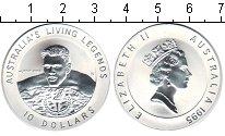 Изображение Монеты Австралия 10 долларов 1995 Серебро Proof- Елизавета II