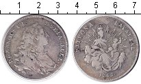 Изображение Монеты Австрия 1/2 талера 1753 Серебро  Максимилиан III Иоси