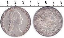 Изображение Монеты Австрия 1 талер 1820 Серебро XF Франциск I. A