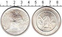 Изображение Монеты Либерия 20 долларов 2000 Серебро UNC-