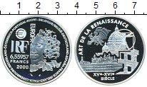 Изображение Монеты Франция 6,55957 франков 2000 Серебро Proof-