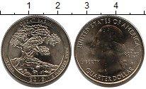 Изображение Мелочь США 1/4 доллара 2013 Медно-никель UNC-