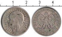 Изображение Монеты Польша 2 злотых 1933 Серебро