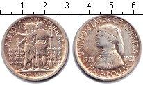 Изображение Монеты США 1/2 доллара 1921 Серебро VF Миссури