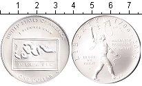 Изображение Монеты США 1 доллар 2006 Серебро Proof