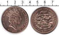 Изображение Монеты Остров Мэн 5 фунтов 1993  UNC-