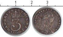 Изображение Монеты Великобритания 3 пенса 1800 Серебро VF