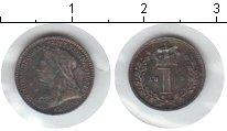 Изображение Монеты Великобритания 1 пенни 1899 Серебро XF Виктория