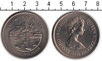 Изображение Монеты Остров Джерси 25 пенсов 1977 Медно-никель UNC- Елизавета II