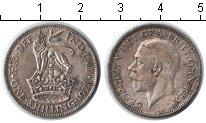 Изображение Монеты Великобритания 1 шиллинг 1928 Серебро XF