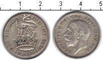 Изображение Монеты Великобритания 1 шиллинг 1935 Серебро XF