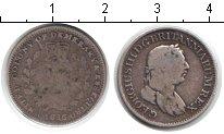 Изображение Монеты Великобритания Эссекуибо и Демерара 1/4 гуильдера 1816 Серебро