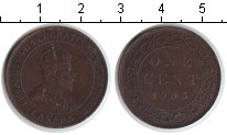 Изображение Монеты Канада 1 цент 1903 Медь XF