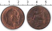 Изображение Монеты Великобритания 1/2 пенни 1902 Медь XF