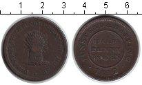 Изображение Монеты Великобритания 1/2 пенни 1812 Медь  Токен
