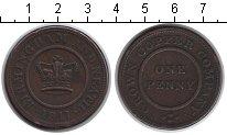 Изображение Монеты Великобритания 1 пенни 1811 Медь