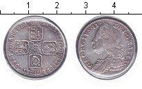 Изображение Монеты Великобритания 6 пенсов 1758 Серебро XF Георг II