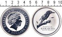 Изображение Монеты Австралия 2 доллара 2003 Серебро Proof-