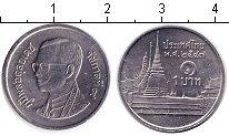 Изображение Дешевые монеты Таиланд 1 бат 2001