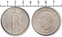 Изображение Монеты Бельгия 250 франков 1951 Серебро XF Баудоин