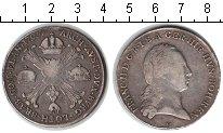 Изображение Монеты Австрия 1 талер 1796 Серебро VF Франк