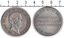 Изображение Монеты Пруссия 1 талер 1831 Серебро XF