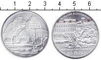 Изображение Монеты Австрия 10 евро 2008 Серебро Proof Дворец Шёнбрунн в Ве