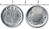 Изображение Монеты Сан-Марино 5 лир 1977 Алюминий XF ФАО