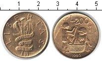 Изображение Монеты Сан-Марино 200 лир 1995  UNC- дети