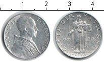 Изображение Монеты Ватикан 5 лир 1952 Алюминий XF