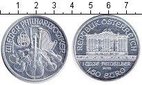 Изображение Монеты Австрия 1 1/2 евро 2013 Серебро Proof- Венская филармония