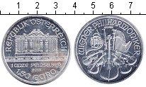 Изображение Монеты Австрия 1 1/2 евро 2013 Серебро Proof- Филармония