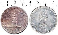 Изображение Монеты Канада 1 доллар 1977 Серебро XF