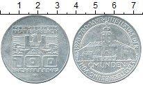 Изображение Монеты Австрия 100 шиллингов 1978 Серебро UNC- Гмунден