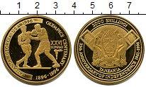 Изображение Мелочь Танзания 2.000 шиллингов 1996  XF XXVI Олимпиада