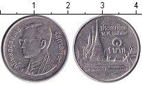 Изображение Дешевые монеты Таиланд 1 бат 2007 Медно-никель XF