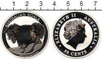 Изображение Монеты Австралия 50 центов 2014 Серебро Proof-
